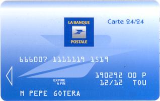 carte 24 24 banque postale Comparatif Compte sans Banque – Coûts et prix   Compte sans banque