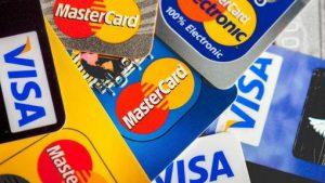 Guide compte sans banque comparer les cartes Visa et Mastercard