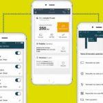 Le compte sans banque C-Zam est pilotable depuis une application mobile