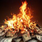 cash-burn-néo banque britannique Starling Bank