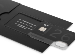 Banque mobile N26 carte Metal