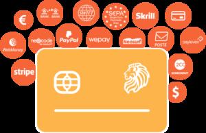 Compte sans banque carte Veritas